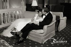 Inn at Erlowest Wedding Photo