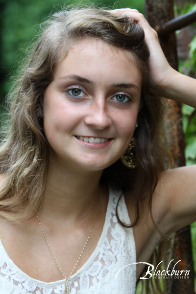 Saratoga Springs Senior Portrait Photograph