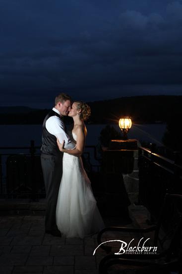 Adventures in Lighting at Weddings
