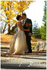 Fall Wedding Photos Upstate NY