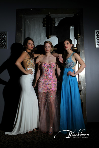 Prom Photo Shoot Key Hall