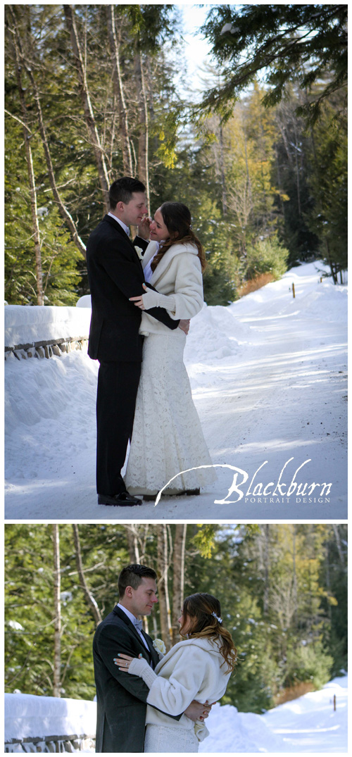 Destination Wedding Adirondack Mountain Photos