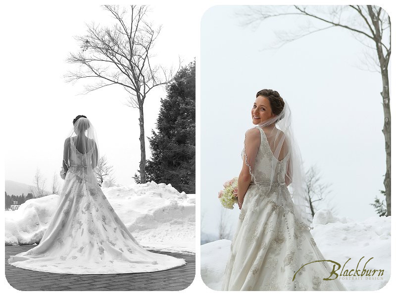 Winter Wedding Photos Upstate NY