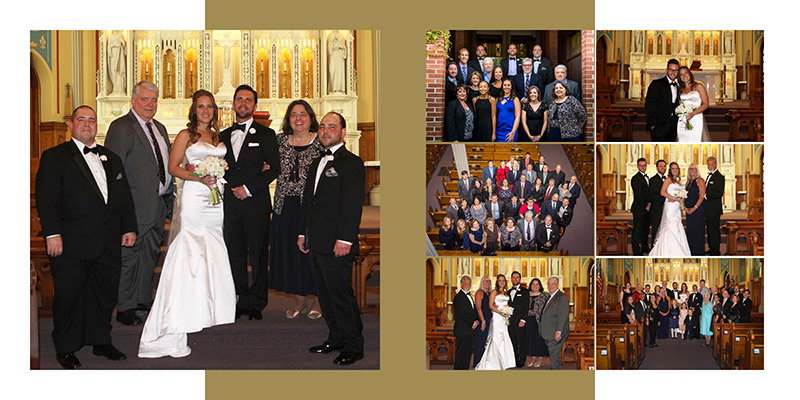 St Mary's Ballston Spa Wedding Photos
