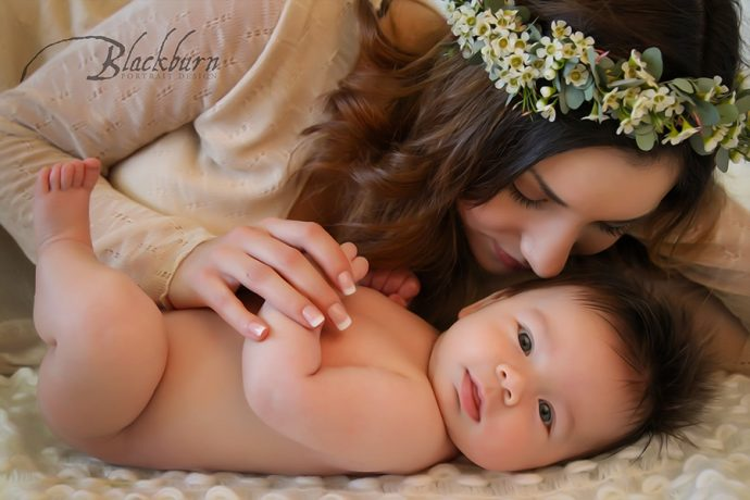 Pregnancy and Newborn Photos Saratoga NY