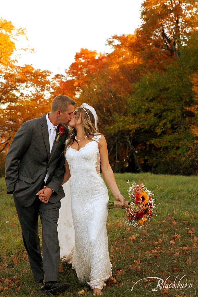 Catskill Mountains Wedding Photo