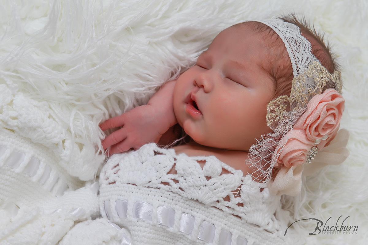 Saratoga Springs Newborn Pictures