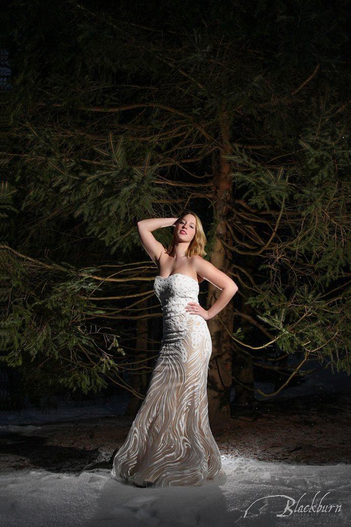 Bridal Portrait Saratoga Springs