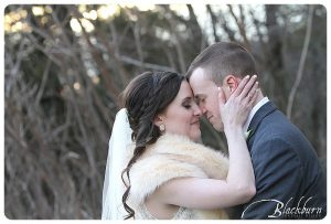 Longfellows Winter Wedding Photo