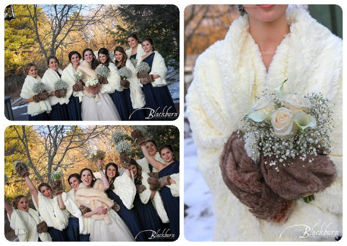 Longfellows Winter Wedding