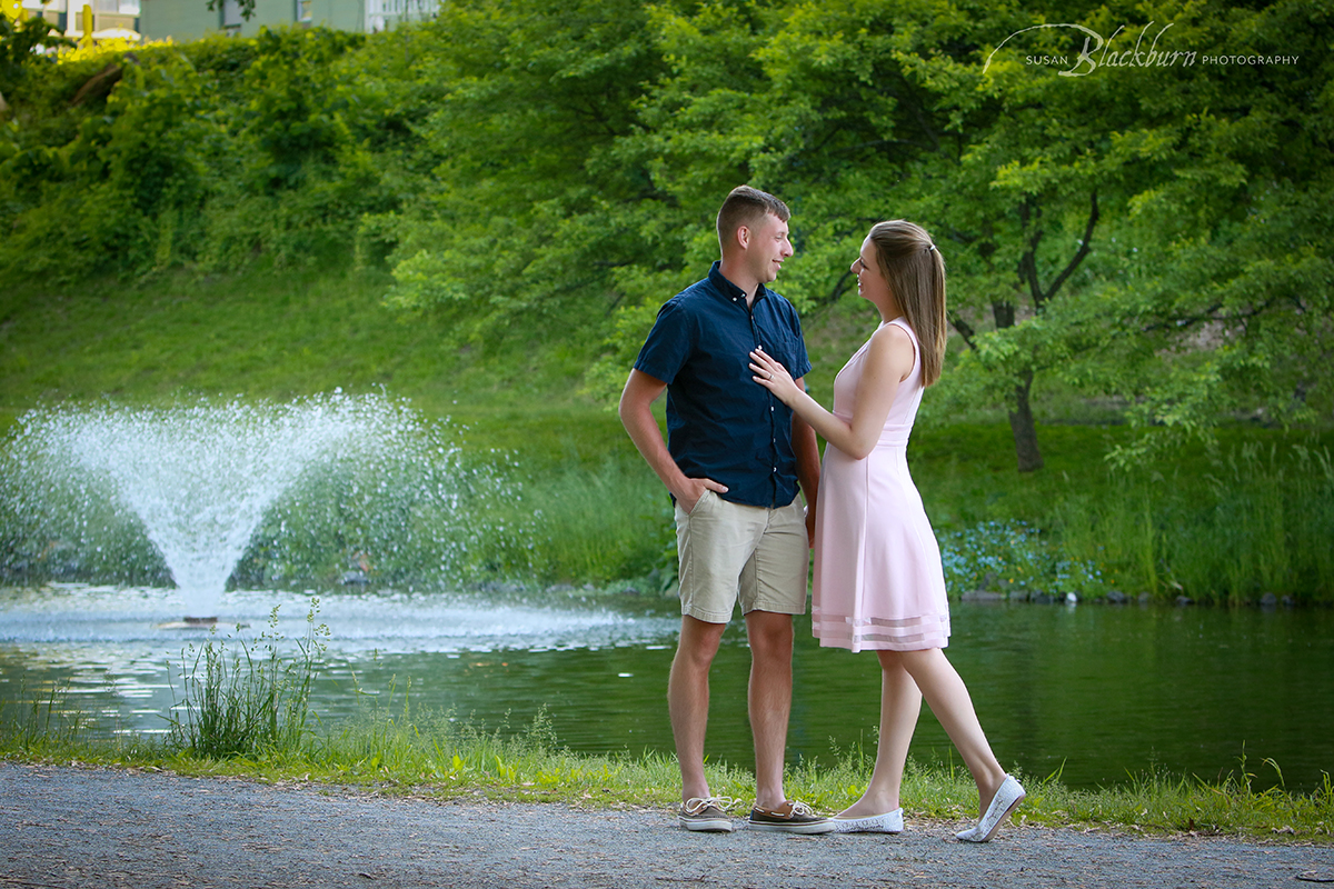 NY Engagement Photography Session