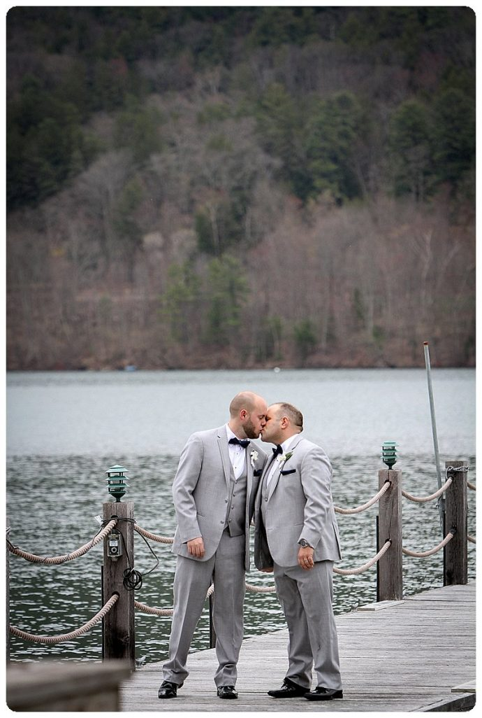 Same Sex Wedding Otesaga