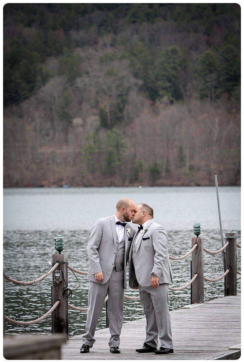 Same Sex Wedding Otesaga