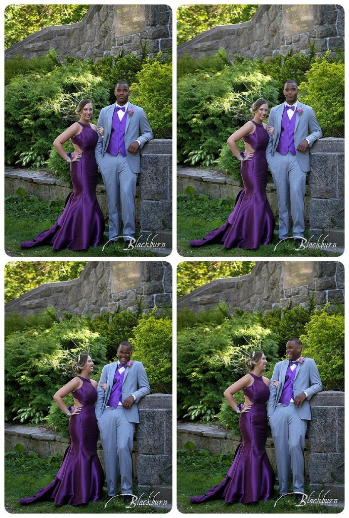 Congress Park Prom Pictures