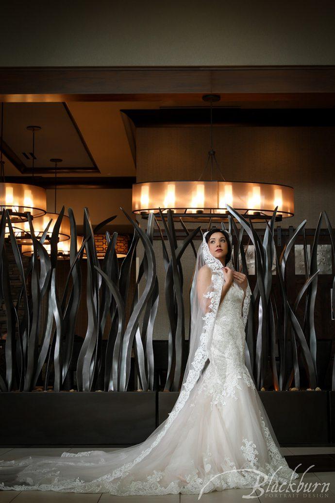 Embassy Suites Saratoga NY Wedding Photo
