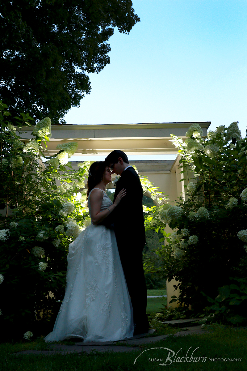 Midsummer Wedding Mansion Saratoga NY Photo