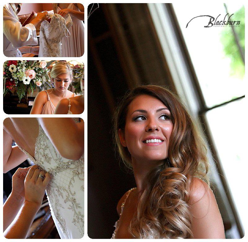 Mansion Inn Wedding Photos