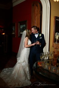 Fall Wedding Photos Mansion Saratoga NY