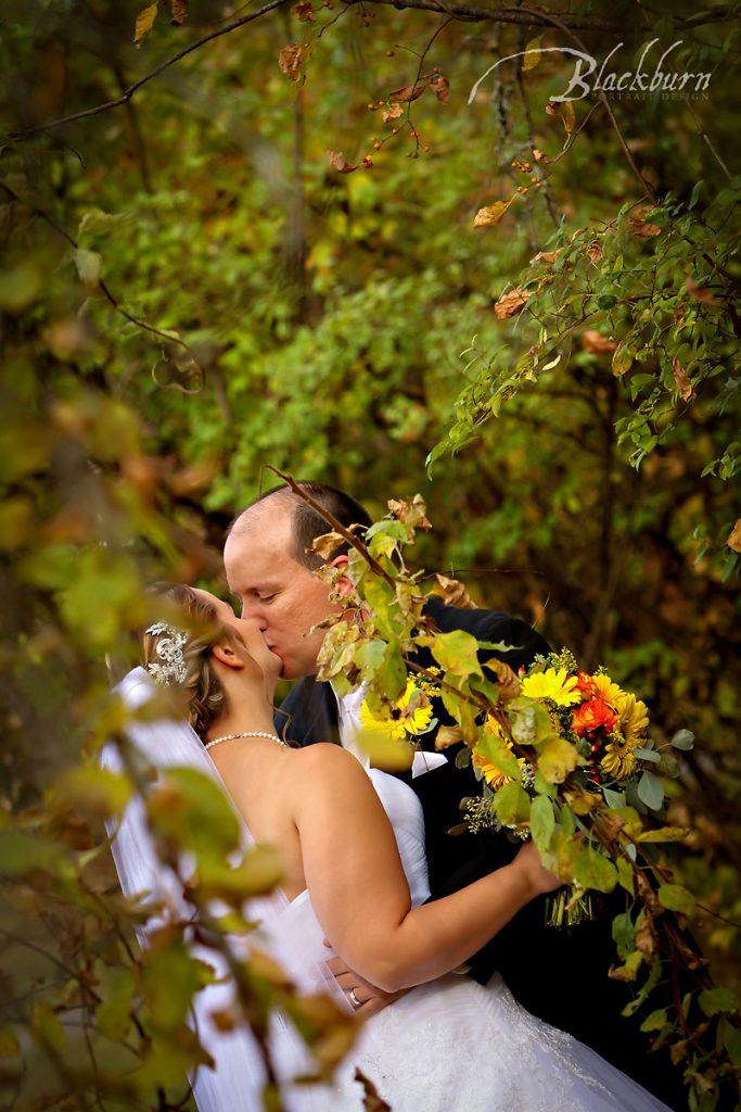 Fall Wedding Photo Upstate NY