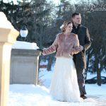 Congress Park Wedding Photo