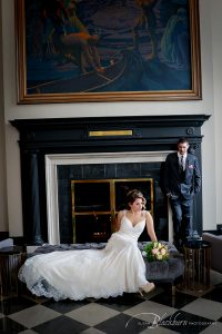 Wedding Photo Glens Falls Queensbury Hotel