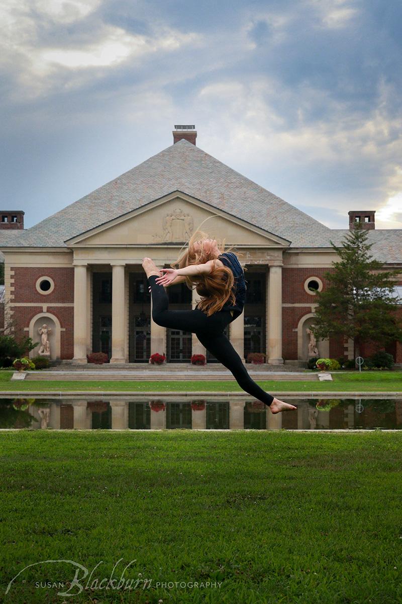 Ballet Senior Portrait Saratoga Springs NY