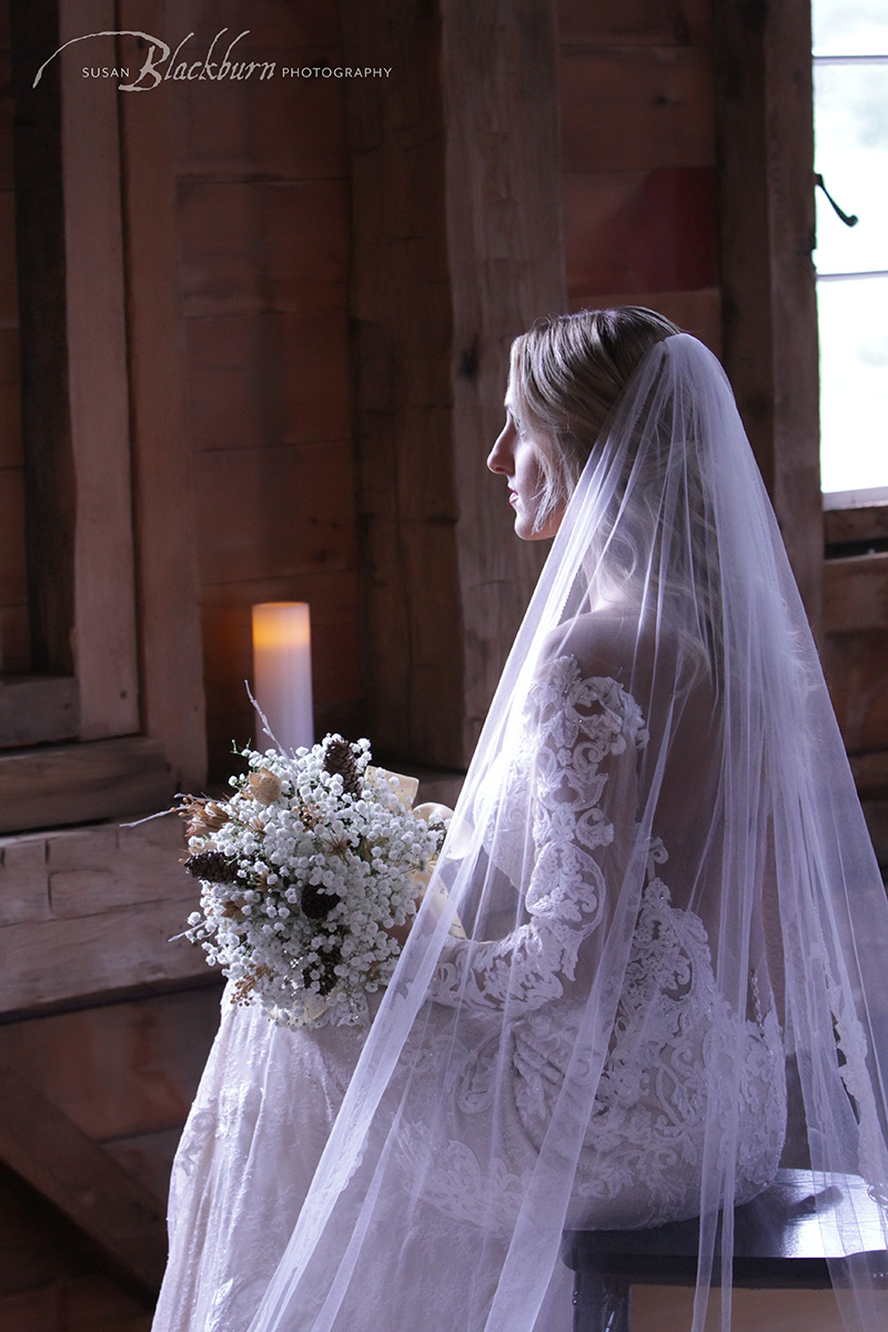 Winter Wedding Photos Saratoga Springs NY