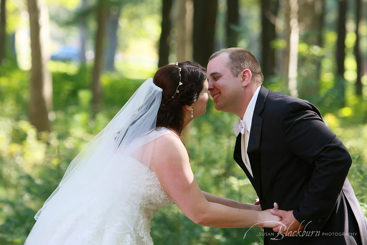 Saratoga Springs Summer Wedding Photo