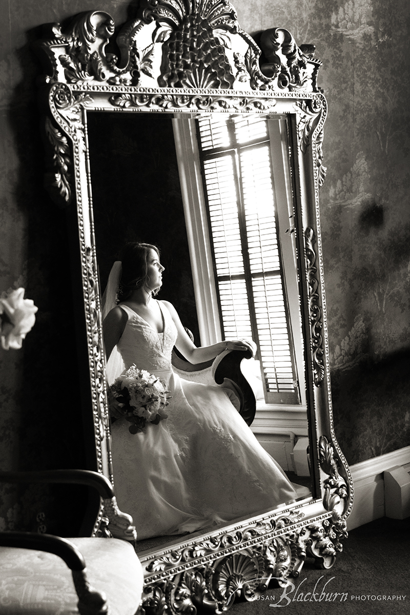 Summer Wedding Mansion Saratoga