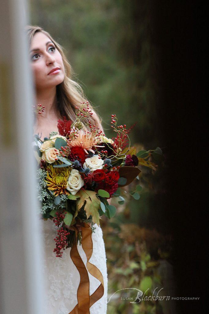 UPstate NY Fall Wedding Image
