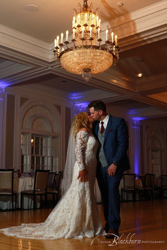 Wedding Reception Queensbury Hotel Ballroom Photo
