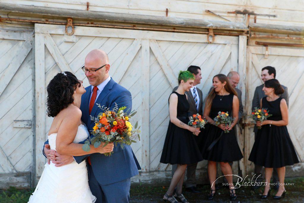 Fall Upstate NY Wedding Photos