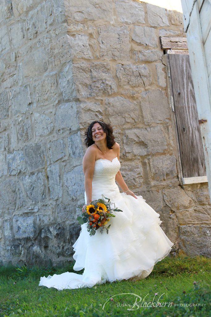 Fall Wedding Photos Upstate NY