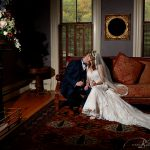 Fall Wedding Photo Mansion Inn Saratoga