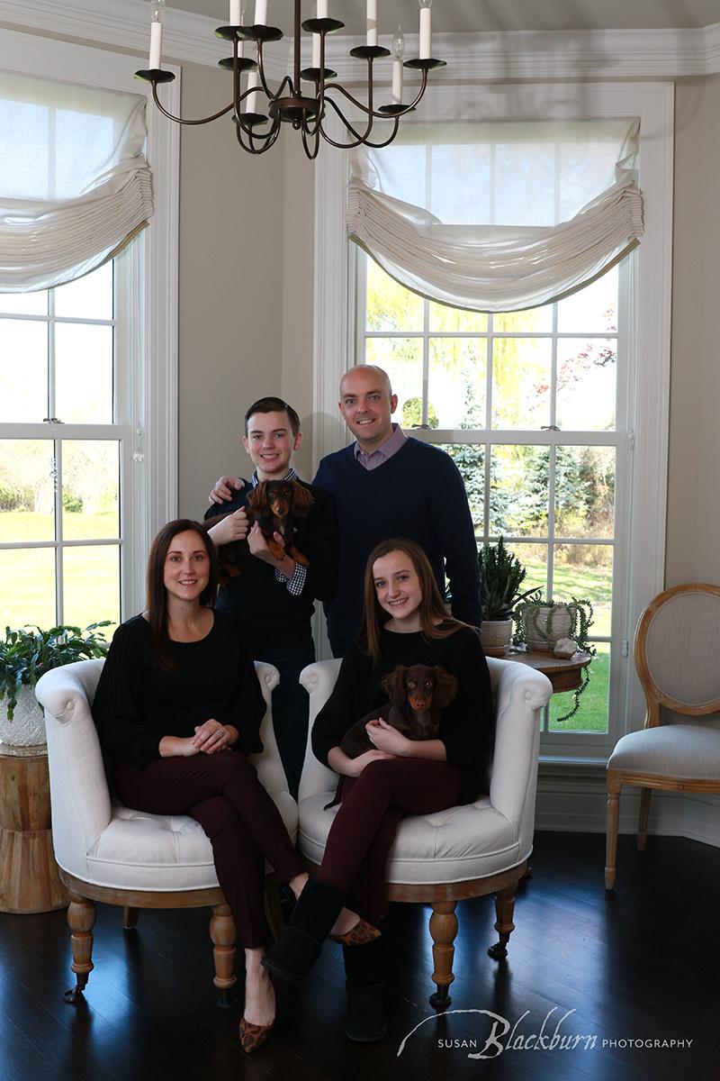 Albany Family Portraits