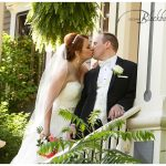 June Wedding Photo Mansion Saratoga