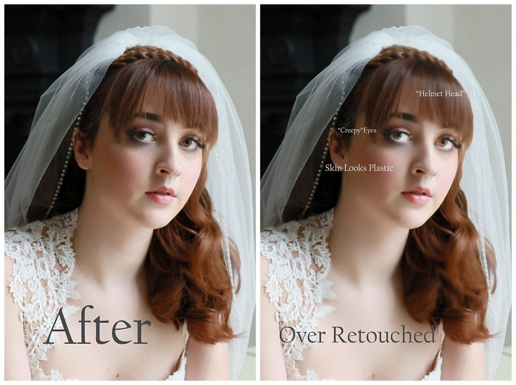 Professional Retouching Photos