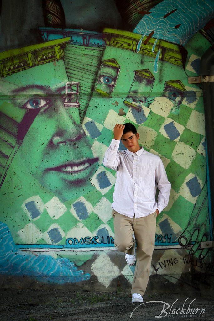 Albany NY Senior Portrait Session