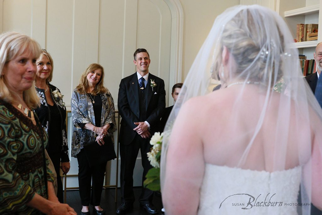 Saratoga Wedding Ceremony Photos
