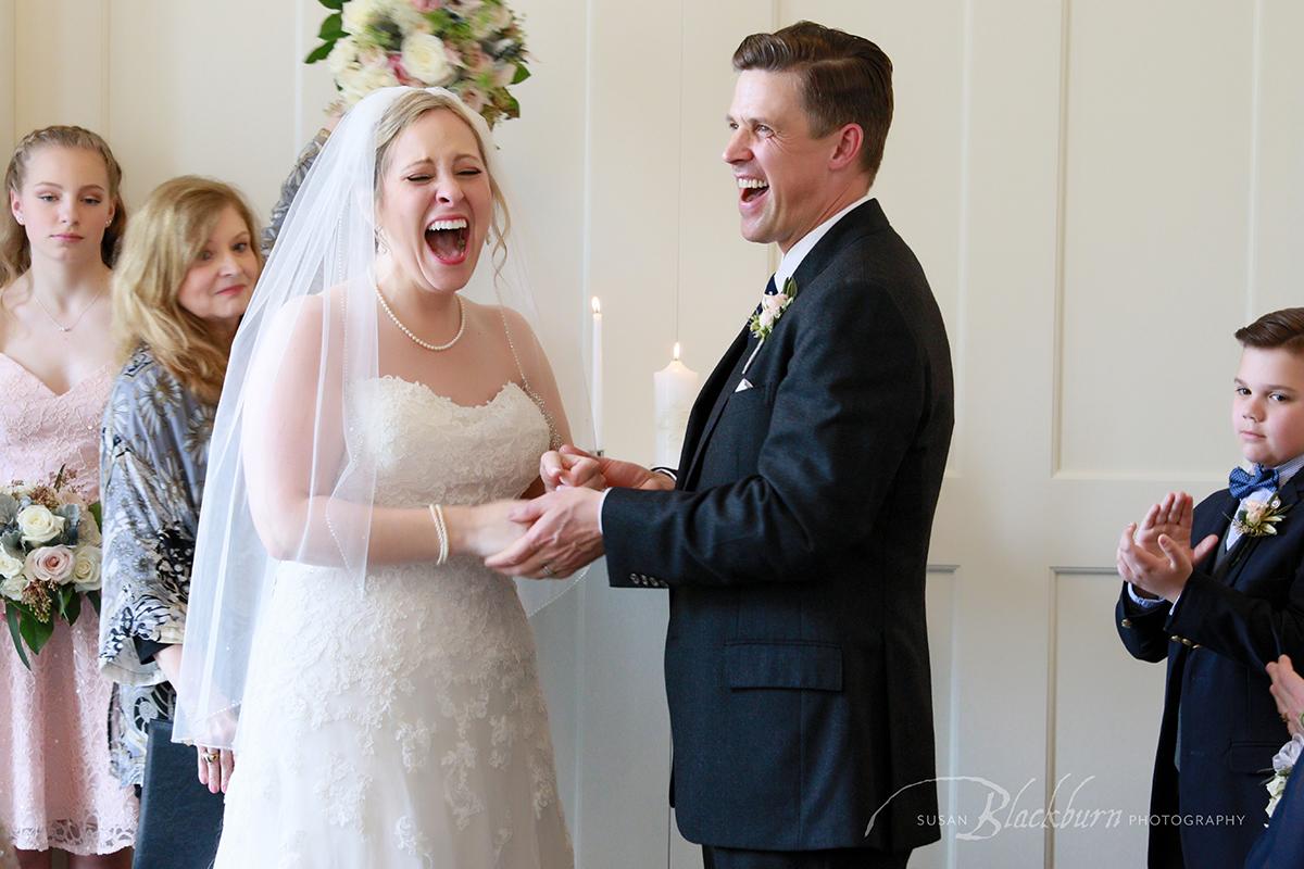 Wedding Ceremony Adelphi Hotel Saratoga NY