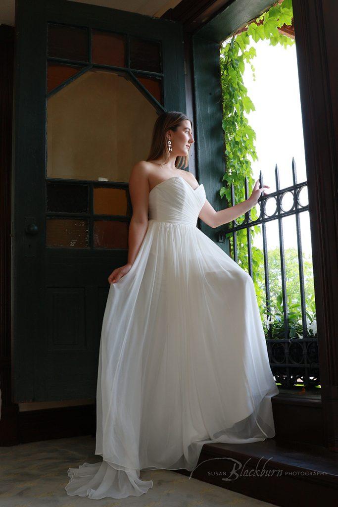 Bridal Fashion Photography Saratoga NY