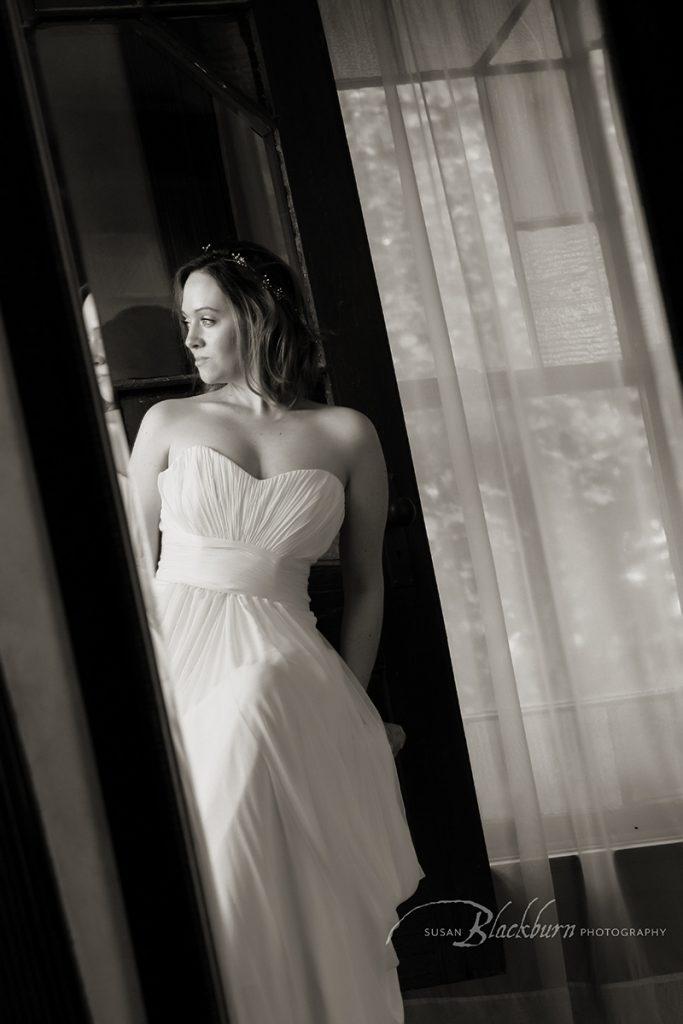 Bridal Portrait Saratoga NY
