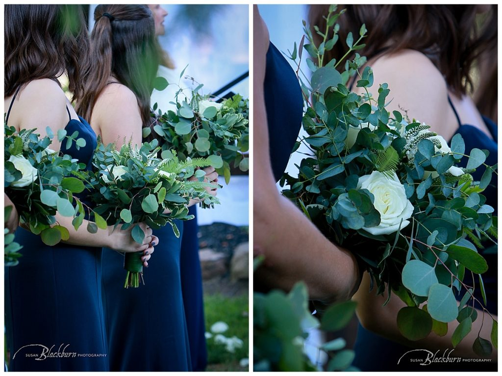 Bridesmaid Bouquet Photos