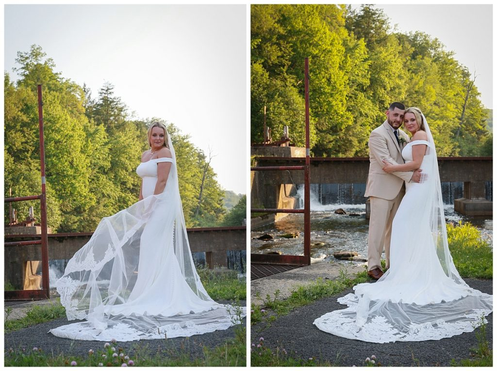 Adirondack Summer Wedding Photos