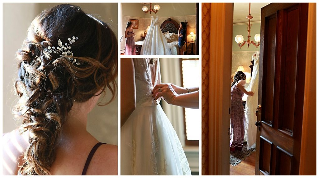 Saratoga NY Destination Wedding Photos
