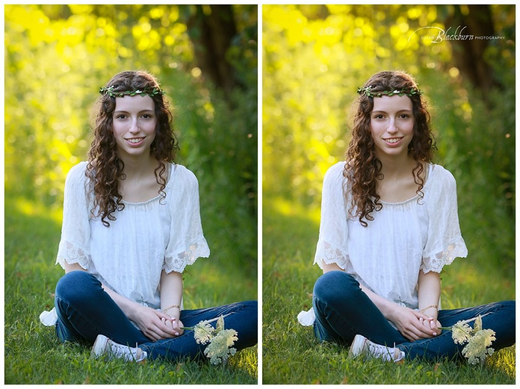 Upstate NY Senior Portraits