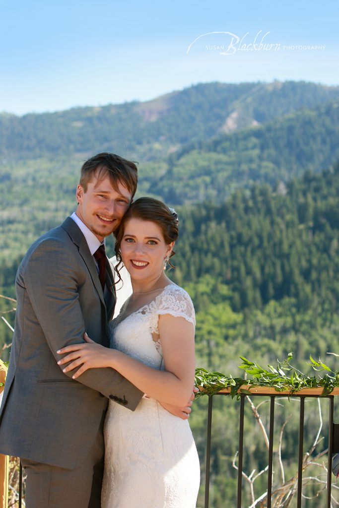 Utah Grand Summit Resort Wedding Photo