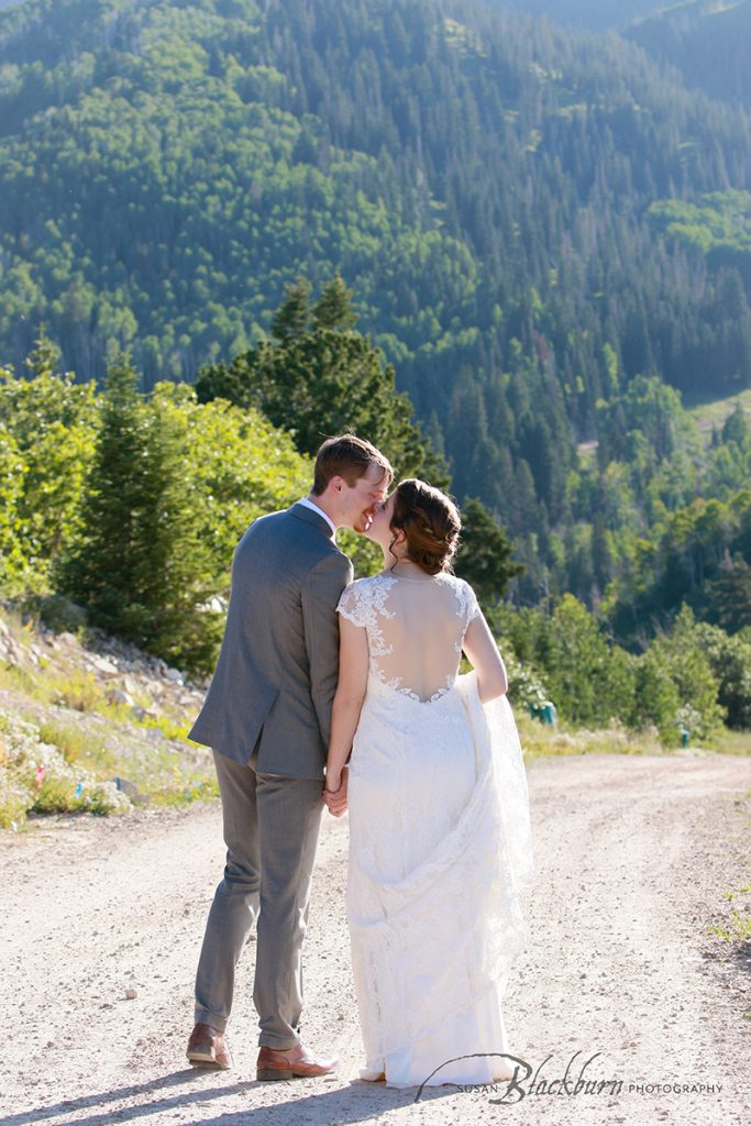 Grand Summit Park City Utah Wedding Photo