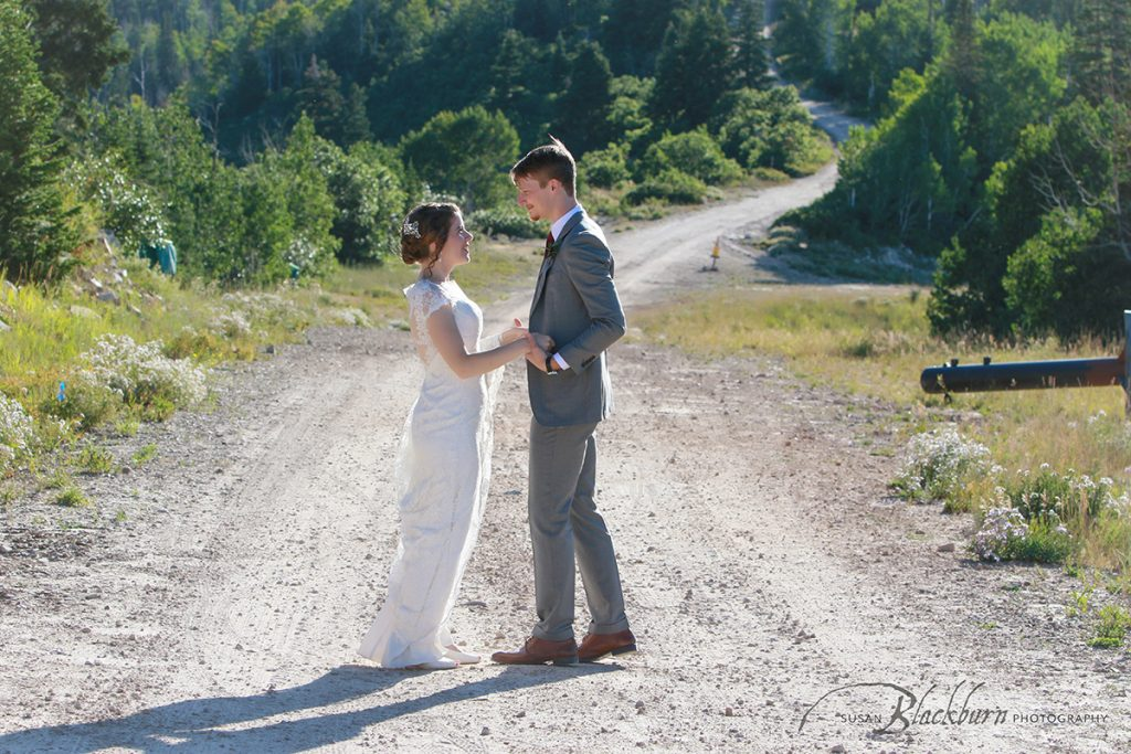 Grand Summit Park City UT Wedding Photos