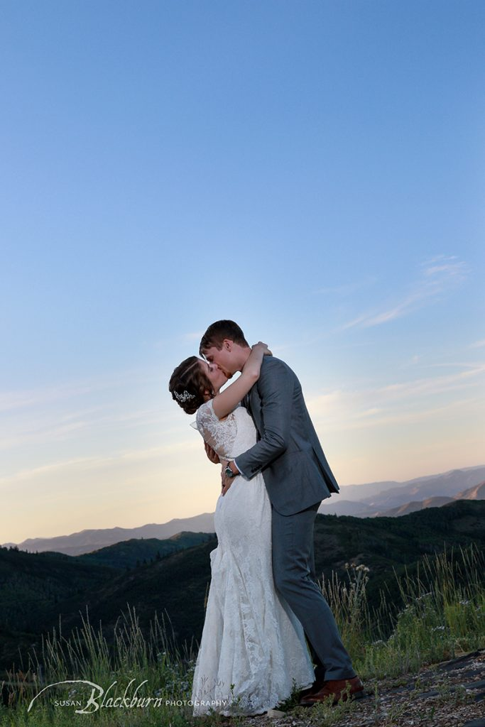 Destination Wedding Park City Utah Photo